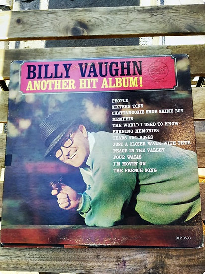 Billy Vaughn: Another Hit Album- Plak- LP