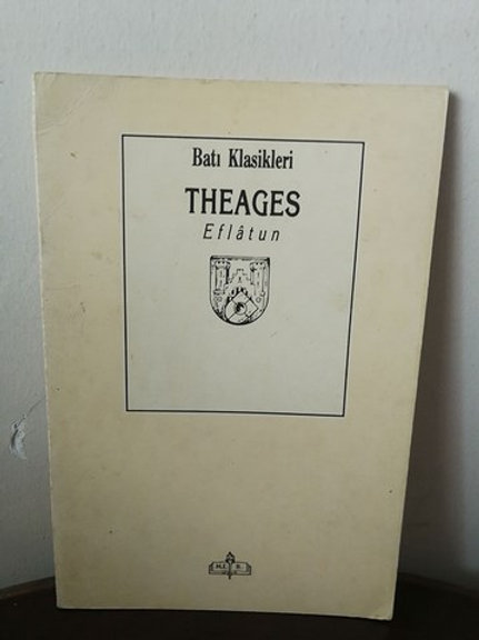 Batı Klasikleri: Theages