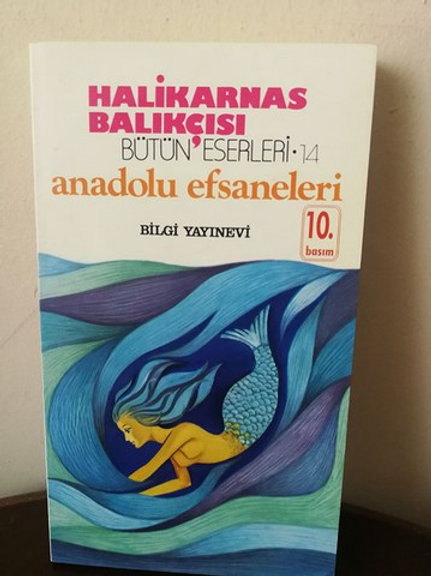 Anadolu Efsaneleri: Bütün Eserleri 14
