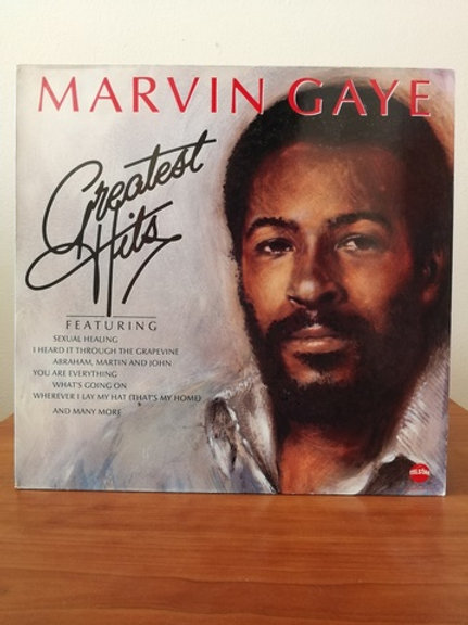 Marvin Gaye -Greatest Hits