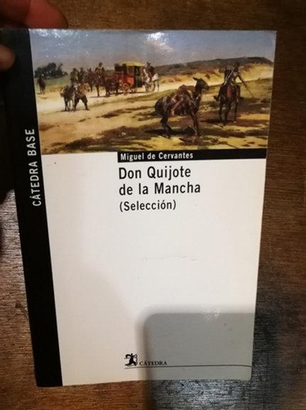 Don Quijote de la mancha(Seleccion)