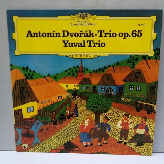 Antonin Dvorak Trio Op. 65 LP Plak