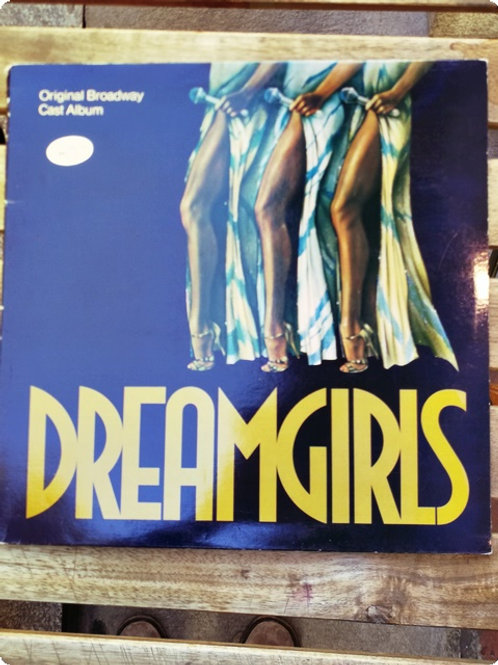 Dream Girls- Plak - LP