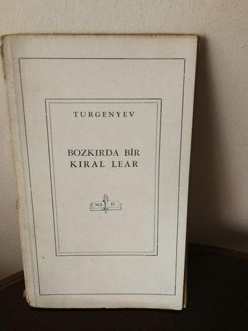 Bozkırda Bir Kral Lear