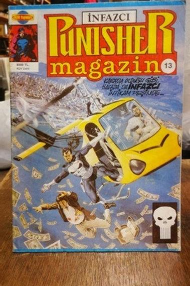 İnfazcı Punisher Magazin : Sayı 13