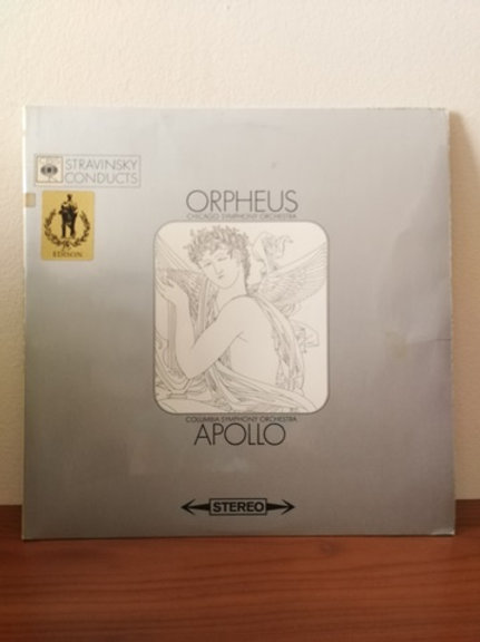 Stravinsky Conducts -Orpheus- Apollo