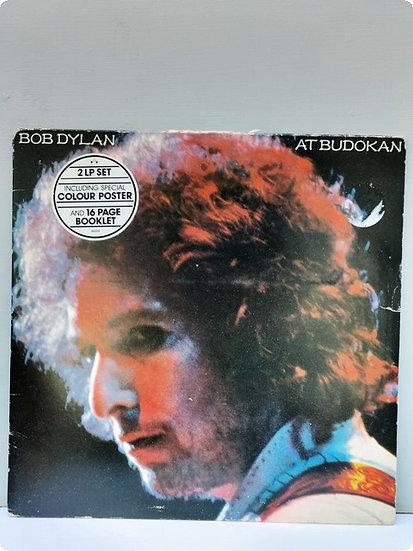 Bob Dylan-At Budokan- plak LP(Double)