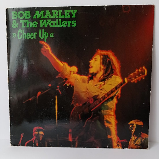 Bob Marley& The Wailers -Cheer Up LP Plak