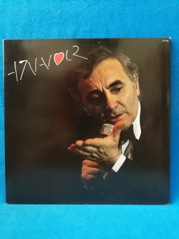 Charles Aznavour Aznavour LP Plak
