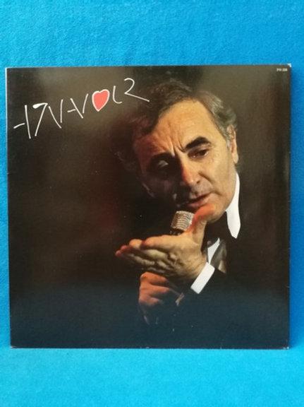 Charles Aznavour- Aznavour