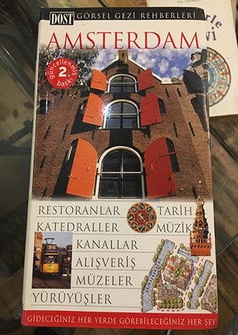 AMSTERDAM Görsel Gezi Rehberi