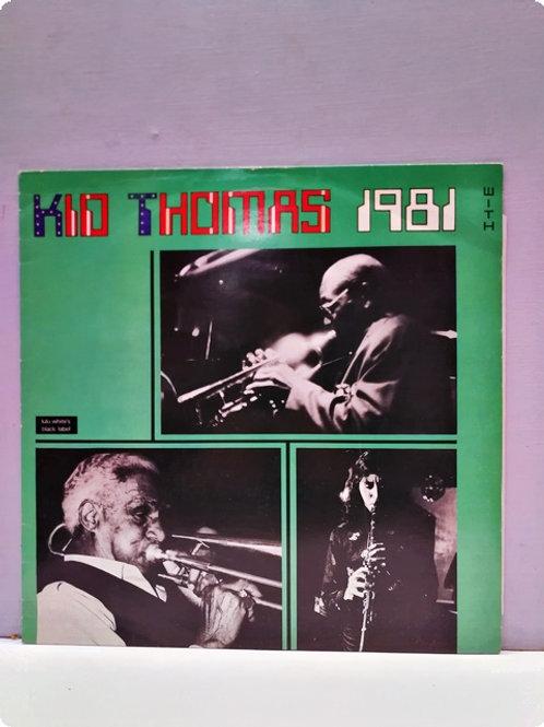 Sammy Rimington- Kid Thomas 1981-Plak-LP