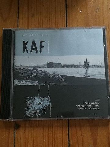 Akın Eldes- Kafi -CD