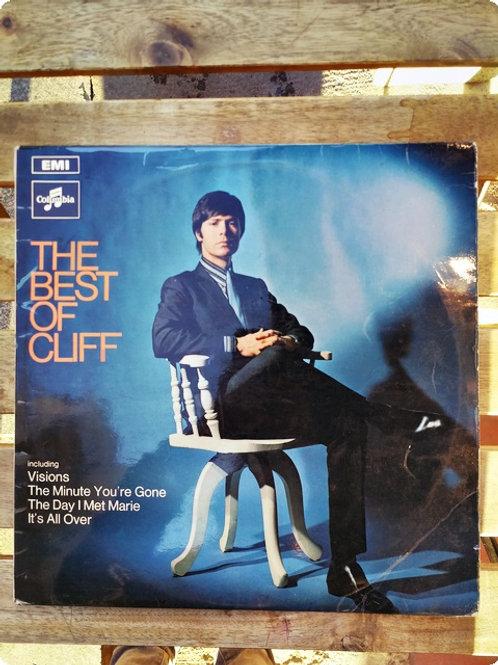 Cliff Richard- The best of Cliff- Plak- LP