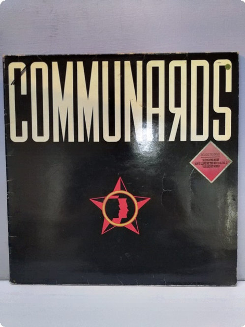 Communnards- Plak- LP