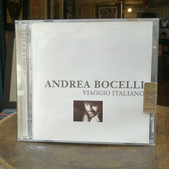 Andrea Bocelli Viaggio Italiano CD