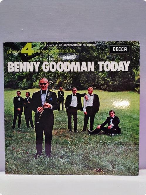 Benny Goodman – Benny Goodman Today- Plak-LP (Double)