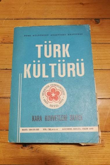 Türk kültürü / Kara kuvvetleri sayısı