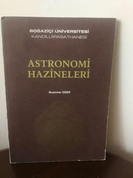 Astronomi Hazineleri