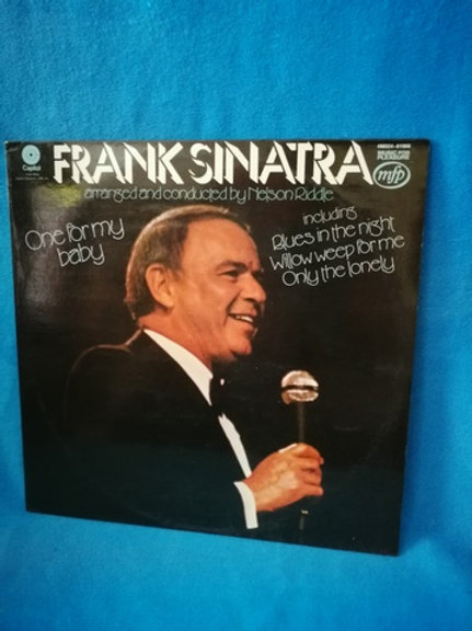 Frank Sinatra- One for my Baby
