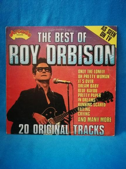 Roy Orbison -The Best of Roy Orbison