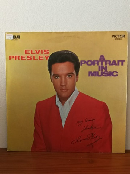 Elvis Presley- A Portrait in Music