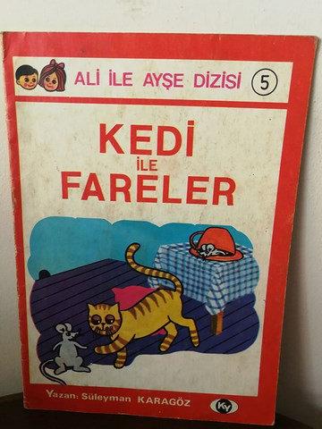 Ali ile Ayşe dizisi-5: Kedi ile Fareler