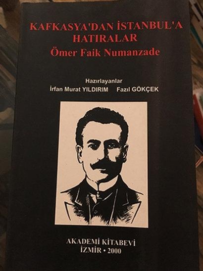 KAFKASYA'DAN İSTANBUL'A HATIRALAR