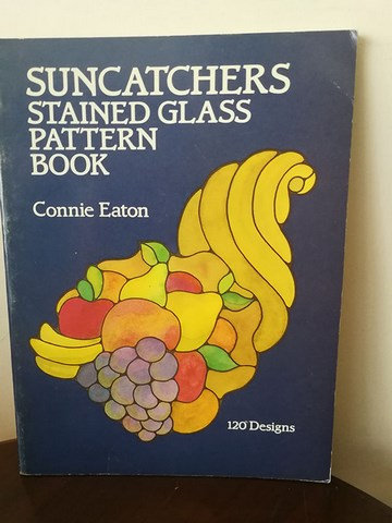 Suncatchers Satined Glass Pattern Book