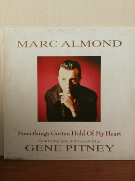 Marc Almond- Something's Gotten Hold Of My Heart 45'lik