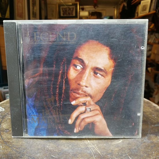 Bob Marley and The Wailers Legend CD