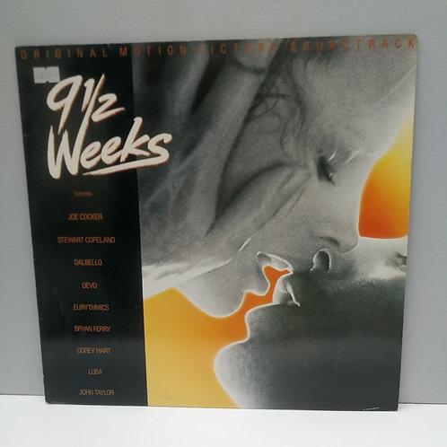 9½ Weeks (Original Motion Picture Soundtrack) Plak-LP