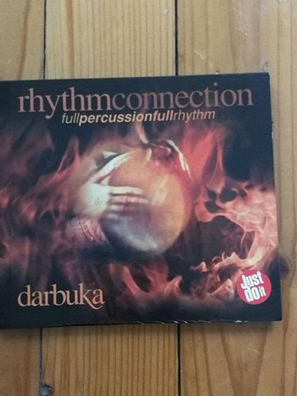 Rhythm Connection - Full Percussion Full Rhythm  2. EL CD
