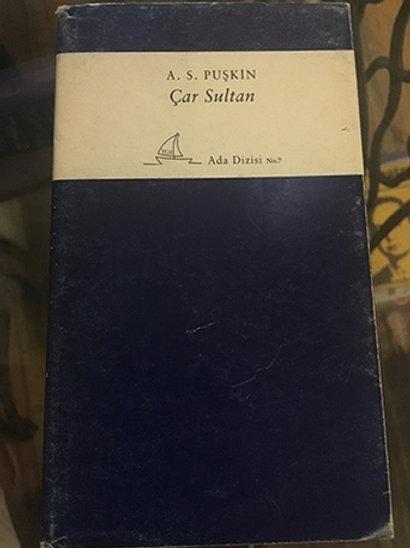 Çar Sultan Ada dizisi