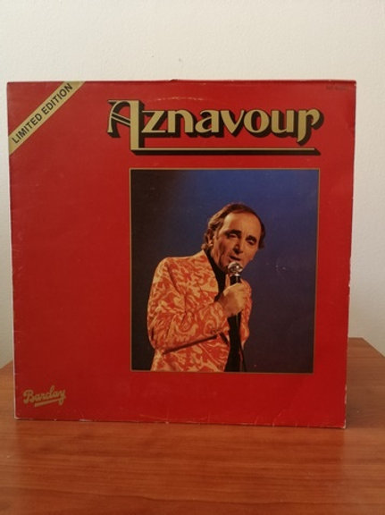 Charles Aznavour- Limited Edition