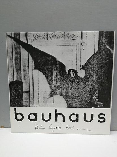 Bauhaus Bela Legosi's dead LP Plak (Yeni Baskı)