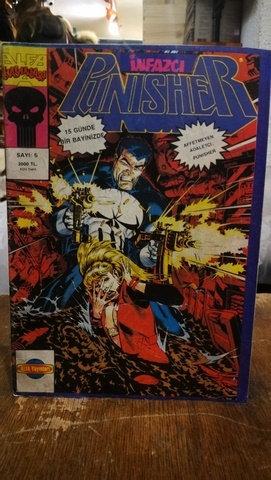 İnfazcı Punisher Magazin: Sayı 5