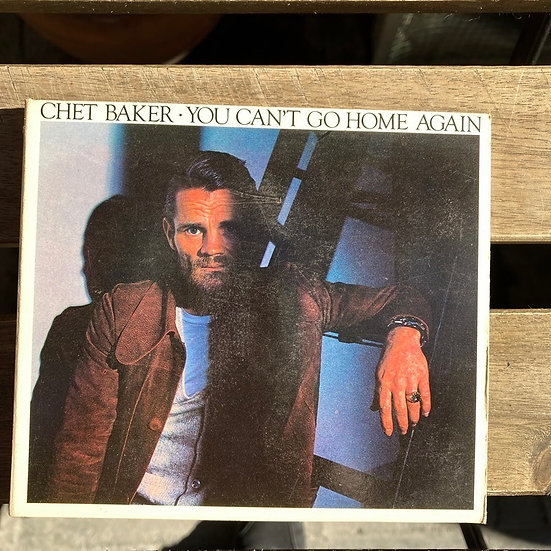 Chet Baker You can't go home again CD