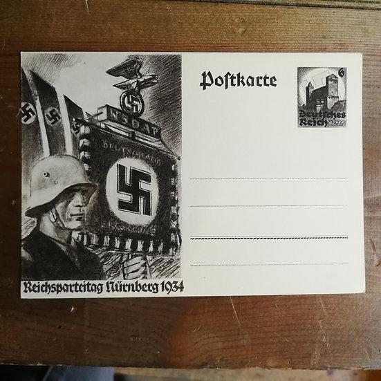 Alman Reich Nazi Almanyası Dönemi Antiye Hitler