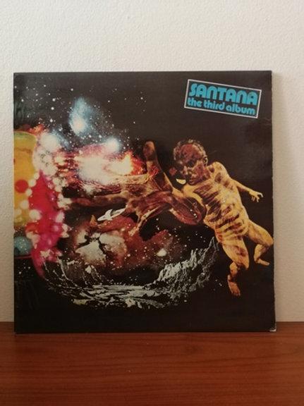 Santana - The Third Album