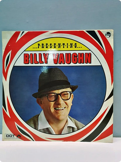 Billy Vaughn Presenting LP Plak