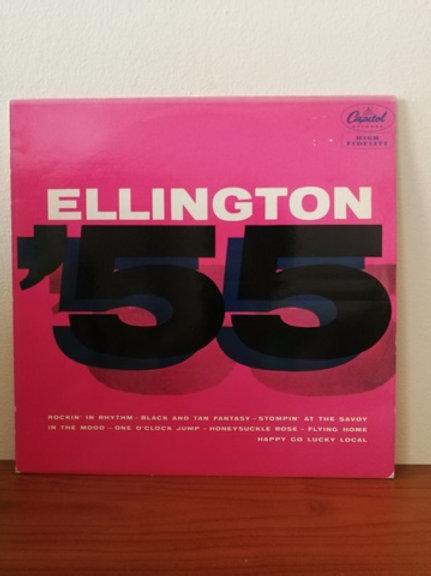 Duke Ellington- Ellington 55