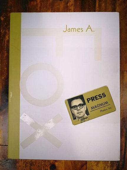 James A. Fox PRESS MAGNUM
