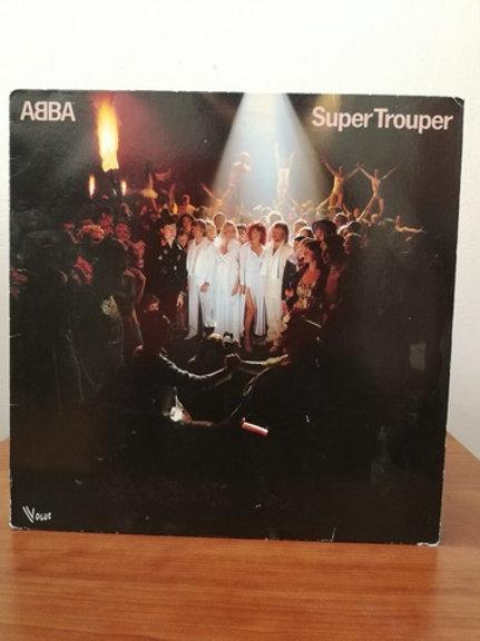 ABBA- Super Trouper