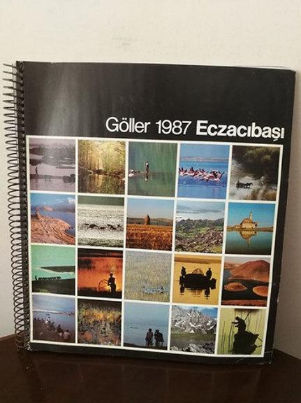 Göller 1987 : Eczacıbaşı