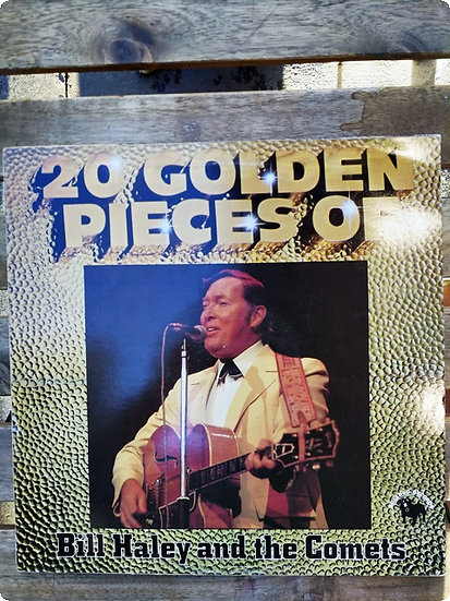 20 Golden Pieces of- Bill Haley and the Comets- Plak- LP