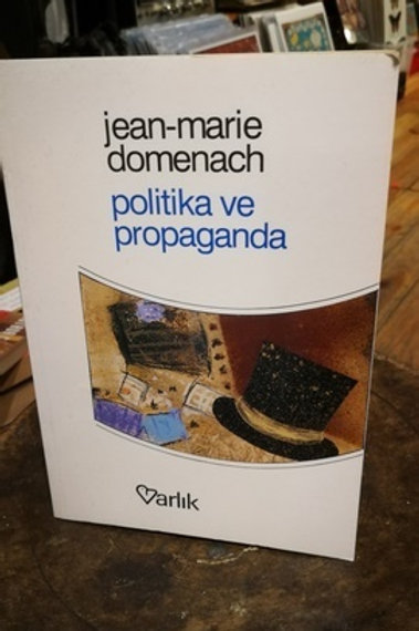 Politika ve ve Propaganda