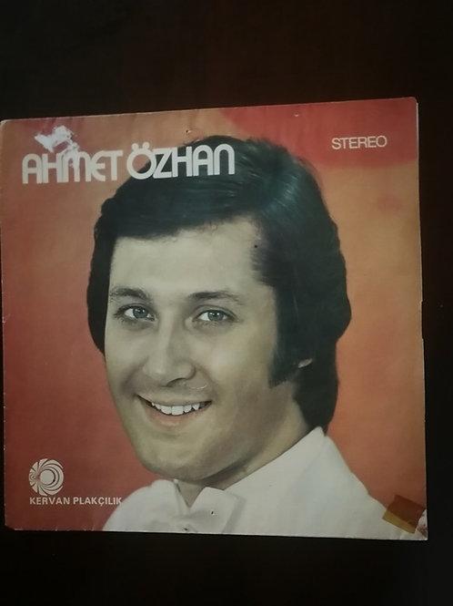 Ahmet Özhan dert çekmeye gidiyorum - vaktinde gel sevgilim (SADECE KAPAK)