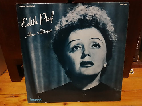 Edith Piaf -Double Lp
