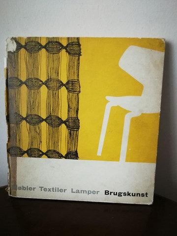 Brugskunst Mobler Textiler Lamperb Danish Mid-Century Modern Design